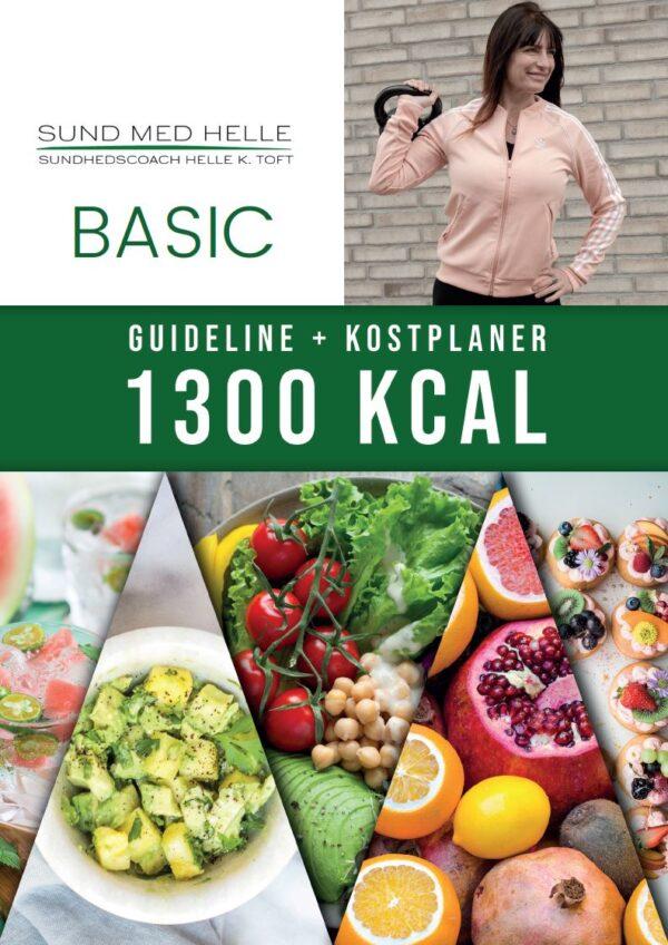 1300 BASIC kostplaner - Sund med Helle