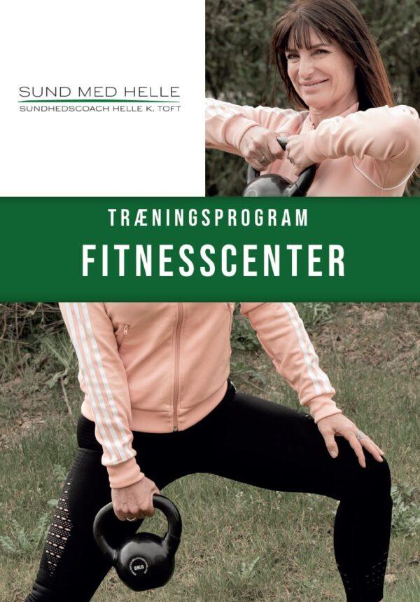 Træningsprogram til fitnesscenter