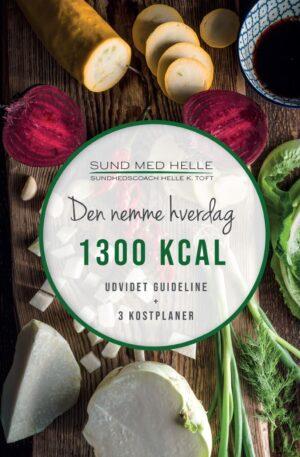 1300 kcal - Den nemme hverdag kostplaner