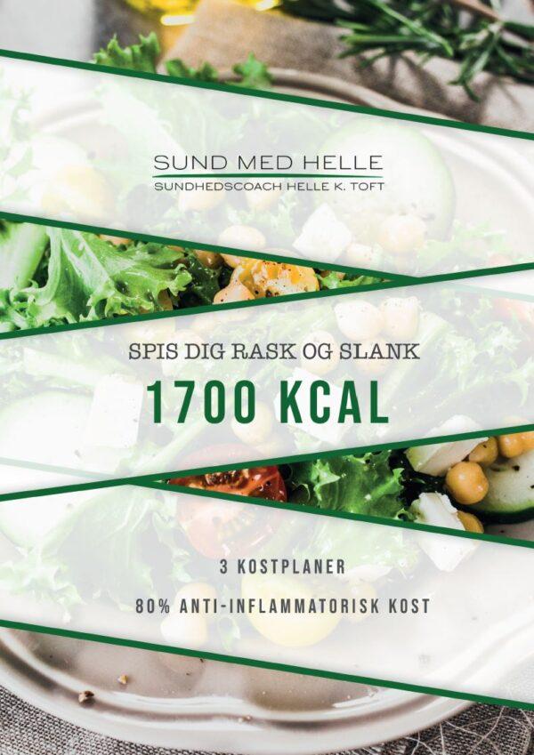 1700 kcal - spis dig rask kostplaner - Sund med Helle