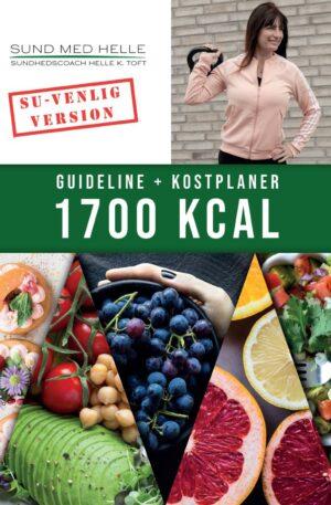 1700 kcal kostplaner SU-venlig version